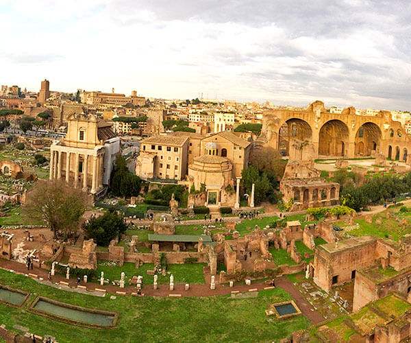 Ancient Rome Fabulous palatine hill