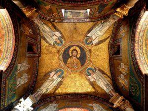 Rome mosaic art and Rome underground tour