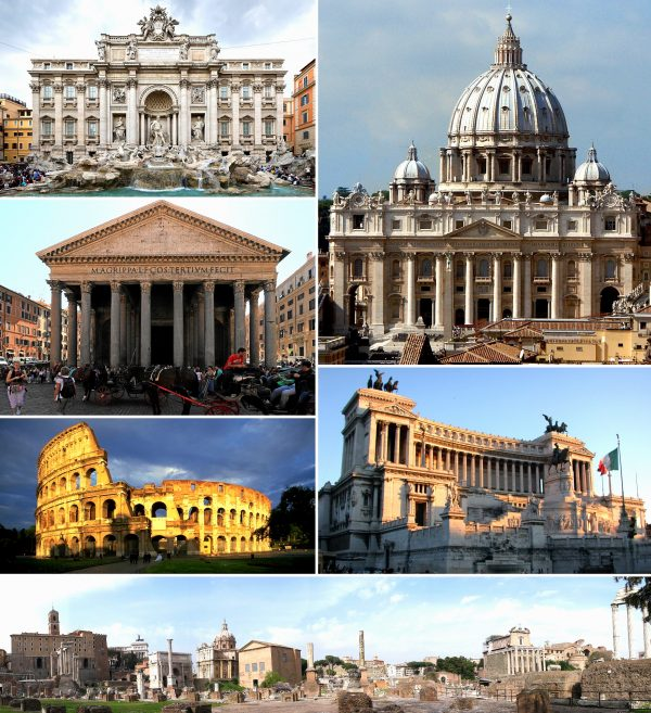 Rome best monuments