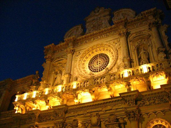 Puglia lecce cathedral