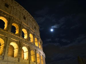 Rome in 5 days colosseum tour