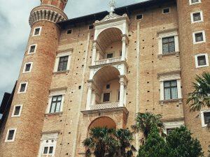 Le Marche Beach and culture tour urbino palazzo ducale