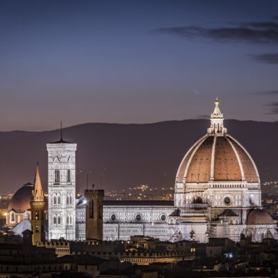 Florence and its treasures